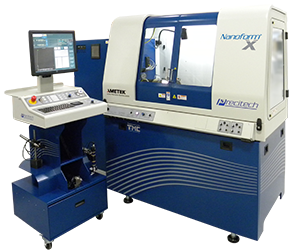 Nanoform X ultra precision diamond turning lathe
